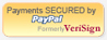 Paypal-Versign Secure